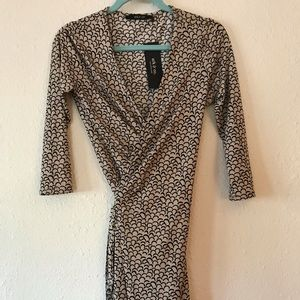 Nordstrom Wrap Dress From Arc & Co. Never Worn!